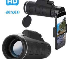 Zoom Telescopio 40X60 + Clip para smartphone