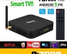 Tanix TX6 convertidor smart tv Android