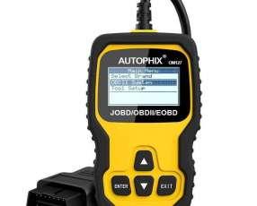 Escáner Autophix OM127 JOBD/OBDII/EOBD lee japoneses vía Chile