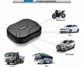 GPS rastreo a sim card sin cuotas TK905 1 mes de batería