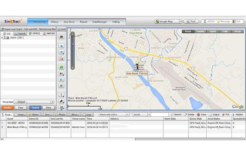 GPS rastreo OBD2 ST902 sin instalación - 2