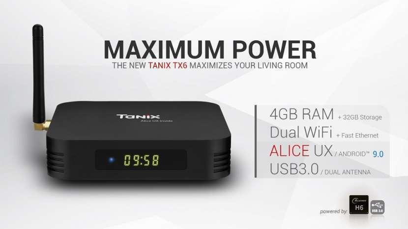 Tanix TX6 convertidor smart tv Android - 3