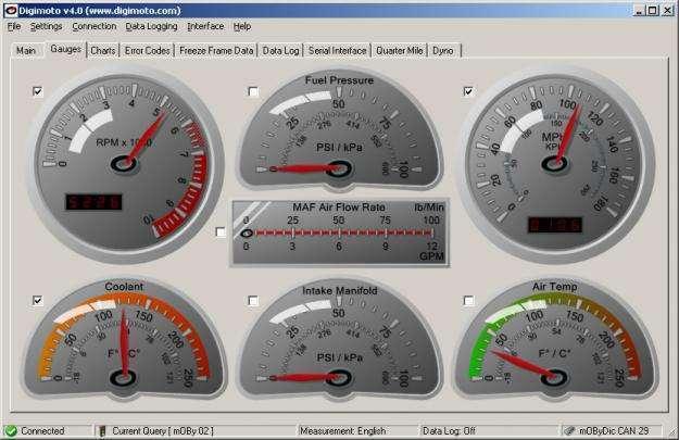 Scanner OBD2 ELM 327 bluetooth diagnostico - 5