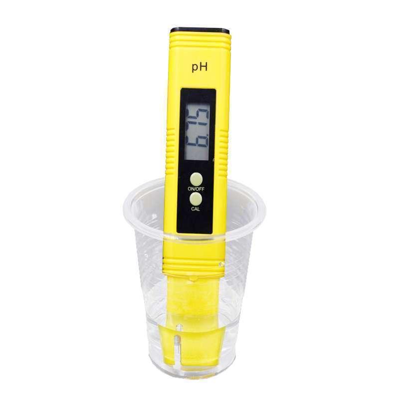 Medidor de pH digital líquidos y semi líquidos - 7