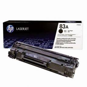 Tóner HP 83A CF283A MFP M125 MFP M127 M201 MFP M225