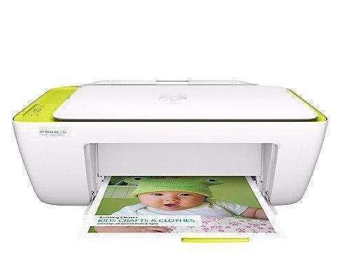 Impresora inkjet HP multifunción deskjet 2375 - 0