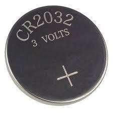 Pila CR 2032 para placa madre 3V - 0