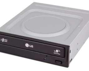 Grabador de dvd sata lg negro 3.5