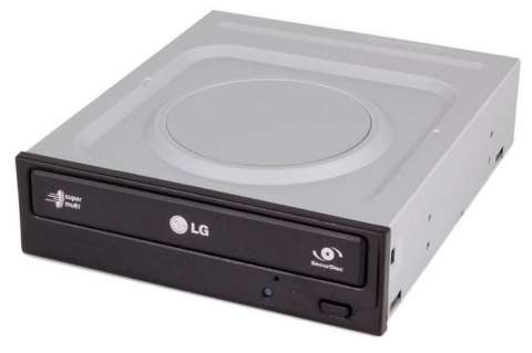 "Grabador de dvd sata lg negro 3.5"" interno pc."