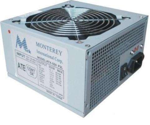 Fuente atx 650 watts Mtek - 0