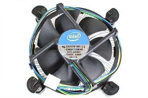Cooler socket 775 intel pentium core duo core 2 duo - 0