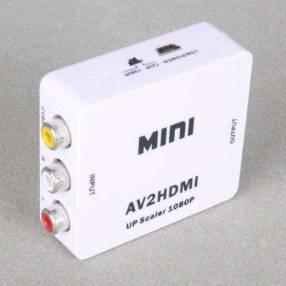 Conversor RCA a HDMI