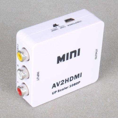 Conversor RCA a HDMI - 0