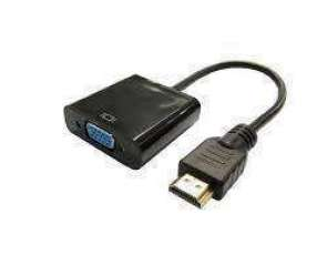 Conversor HDMI a VGA cable con audio