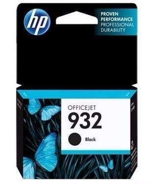 Cartucho de tinta HP 932 negro - 0