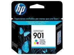 Cartucho de tinta HP 901 Color