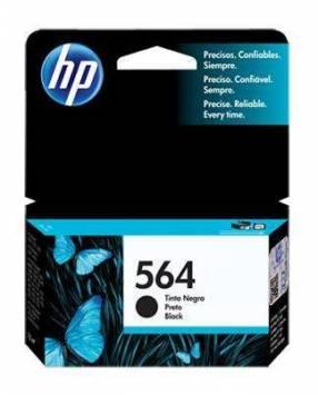 Cartucho de tinta HP 564 Negro