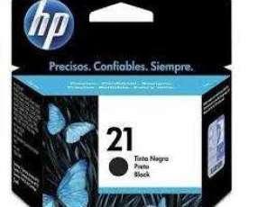 Cartucho de tinta HP 21.