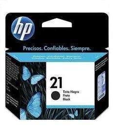 Cartucho de tinta HP 21 - 0