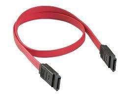 Cable Sata para datos rojo. - 0