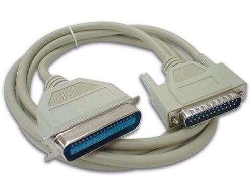 Cable paralelo 3 metros LPT1 para impresora. - 0