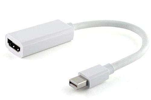 Conversor mini display port a hdmi hembra cable corto - 0