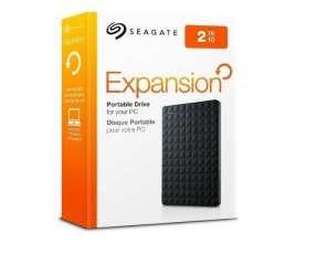 Disco duro externo 2 tera seagate byte usb 3.0.