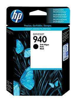 Cartucho de tinta HP 940 Negro