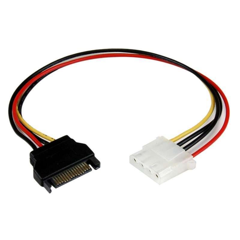 Cable conversor power sata male a molex hembra - 0