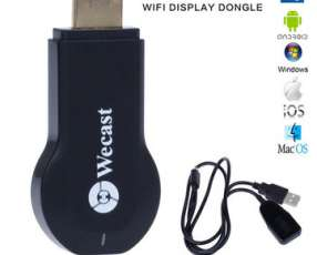 Dongle HDMI inalámbrico wecast transmisor