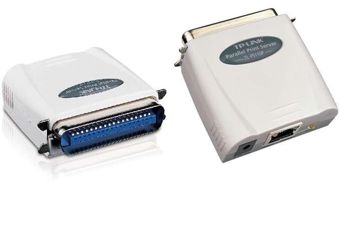 Print server paralelo tl-ps110p tp-link - 0
