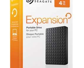 Disco duro externo usb Seagate 4 terabyte 2.5