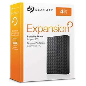 Disco duro externo usb Seagate 4 terabyte 2.5 - 0