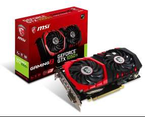 Tarjeta de vídeo pci express geforce gtx 1050ti 4 gb ddr5 128 bits