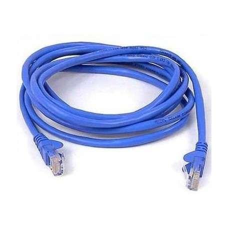 Cable de red 02 metros categoría 5 - 0