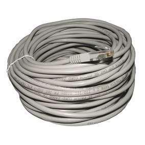 Cable de red 25 metros cat5 con capuchón - 0