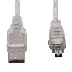 Cable firewire para cámara digital 4 Pin.