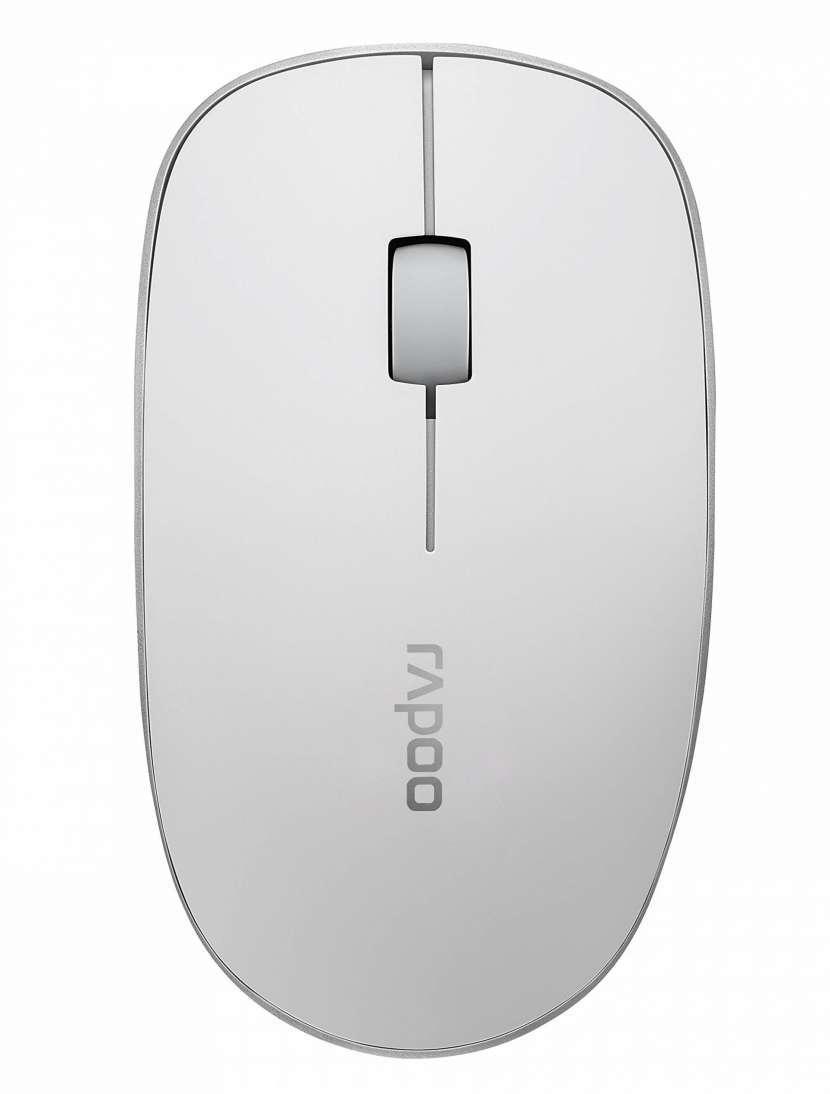 Mouse usb wireless rapoo 3510 blanco - 0
