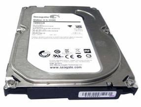 Disco duro Sata 1 terabyte 3.5 pulgadas Seagate 64 mb