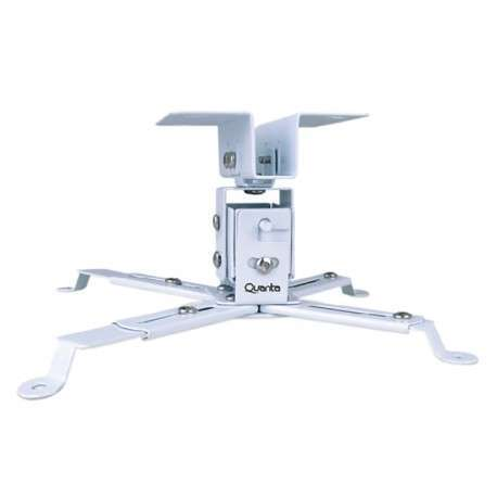 Soporte para proyector de techo Quanta QTSPU301 11 cm - 0