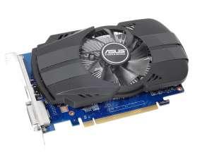 Tarjeta gráfica pci express Asus GT 1030 ddr5 2 gb geforce Nvidia