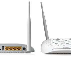 Router tp-link adsl + 3g 2 antenas tp link 8968 300 mbps