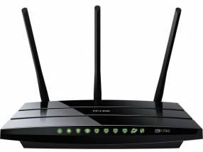 Router TP-Link AC1750 archer c7 dual band gigabit usb 2.0 3 antenas