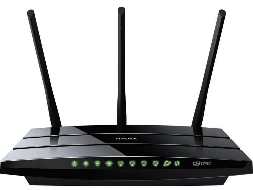 Router TP-Link AC1750 archer c7 dual band gigabit usb 2.0 3 antenas - 0