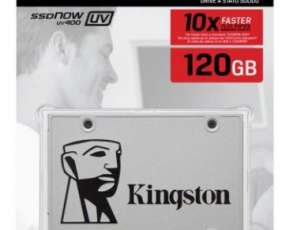 Disco duro SSD Sata 120 gb. Kingston 10X A400 6gb/s