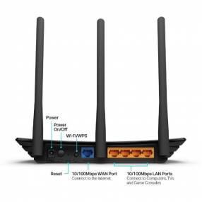 Router Tp-link 3 antenas tl-wr949n 450mbps
