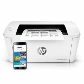 Impresora láser hp m15w monocromática