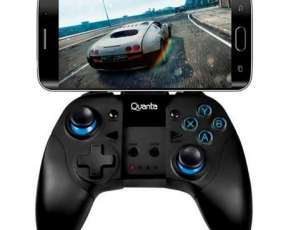 Joystick bluetooth para celular o tablet quanta qtjbs4000 windows/android/ios