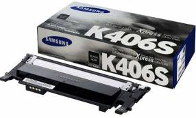 Tóner Samsung k406s-black p/clp365/c