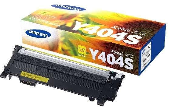 Tóner Samsung y404sxaa yellow - 0